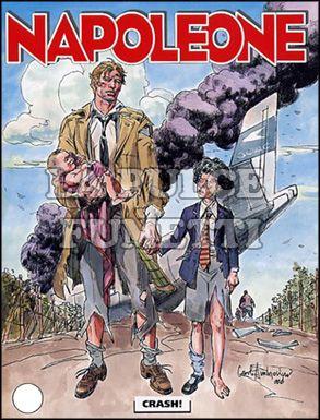 NAPOLEONE #    53: CRASH!