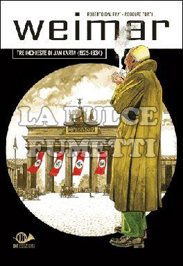 JAN KARTA #     1 - WEIMAR: TRE INCHIESTE 1925-1934