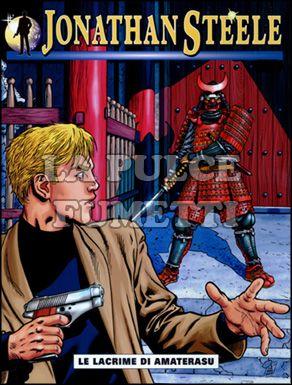 JONATHAN STEELE #    52: LE LACRIME DI AMATERASU