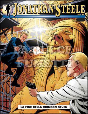 JONATHAN STEELE #    63: LA FINE DELLA CRIMSON SEVEN