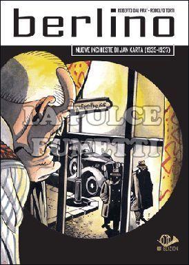 JAN KARTA #     2 - BERLINO: NUOVE INCHIESTE 1935-1937