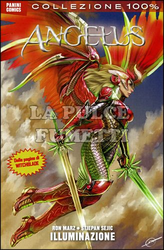 100% PANINI COMICS - ANGELUS: ILLUMINAZIONE