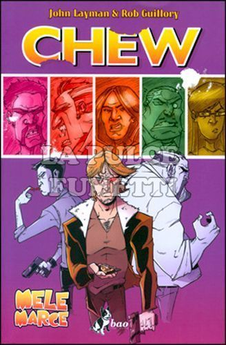CHEW #     7: MELE MARCE