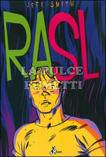 RASL #     2 - VARIANT COVER (1 A 5)