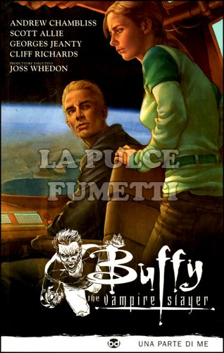 BUFFY STAGIONE  9 #     2: UNA PARTE DI ME