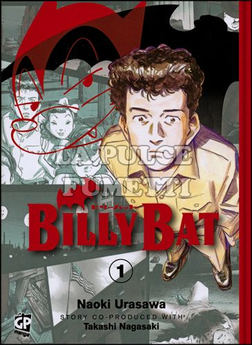 BILLY BAT #     1