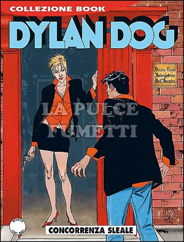 DYLAN DOG COLLEZIONE BOOK #   220: CONCORRENZA SLEALE