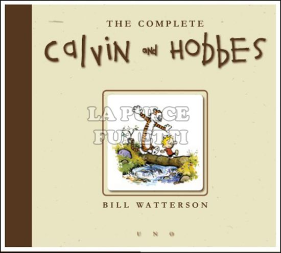 COMPLETE CALVIN AND HOBBES #     1