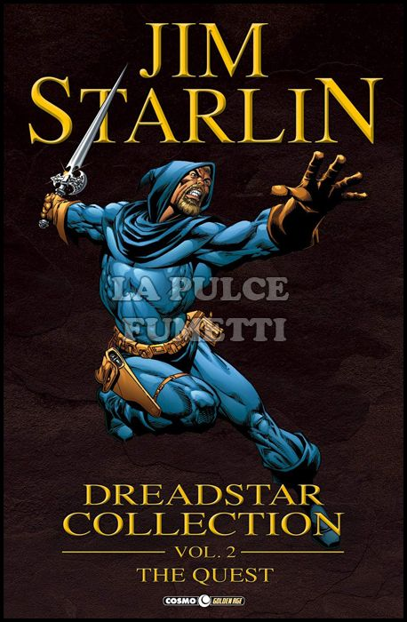 COSMO GOLDEN AGE #    17 - DREADSTAR COLLECTION 2: THE QUEST