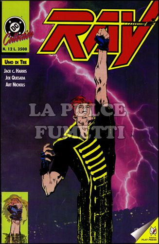 DC COLLECTION #    12 - THE RAY 1 (DI 3)