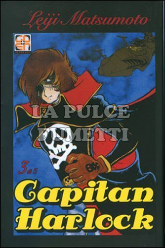 CULT COLLECTION #     4 - CAPITAN HARLOCK DELUXE EDITION 3