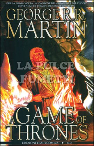 A GAME OF THRONES #     2