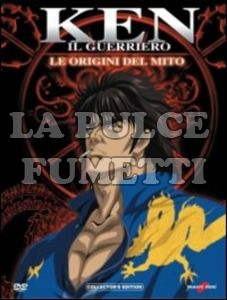 KEN IL GUERRIERO LE ORIGINI DEL MITO  COLLECTOR'S EDITION  5 DISHI