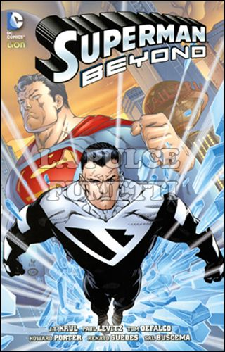 DC WARNER PRESENTA - SUPERMAN BEYOND #     1