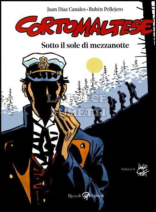 CORTO MALTESE CARTONATO: SOTTO IL SOLE DI MEZZANOTTE