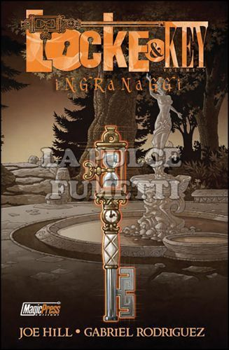 LOCKE & KEY #     5: INGRANAGGI