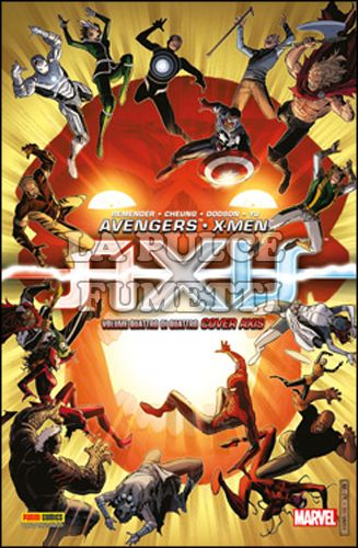 MARVEL MINISERIE #   160 - AVENGERS & X-MEN: AXIS 4 - AXIS