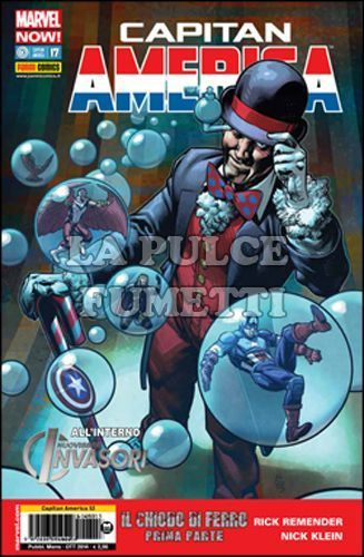 CAPITAN AMERICA #    53 - CAPITAN AMERICA 17 - ALL-NEW MARVEL NOW!
