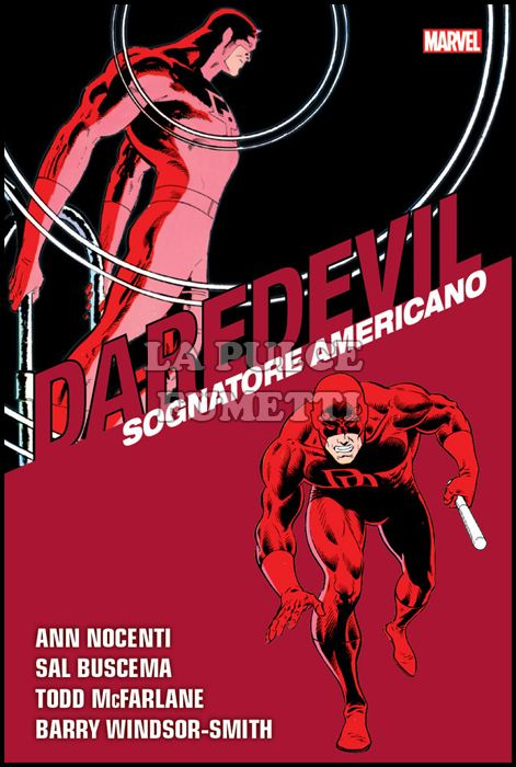 DAREDEVIL COLLECTION #    15 - ANN NOCENTI 1: SOGNATORE AMERICANO
