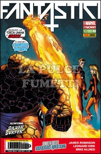 FANTASTICI QUATTRO #   363 - FANTASTICI QUATTRO 3 - ALL-NEW MARVEL NOW!