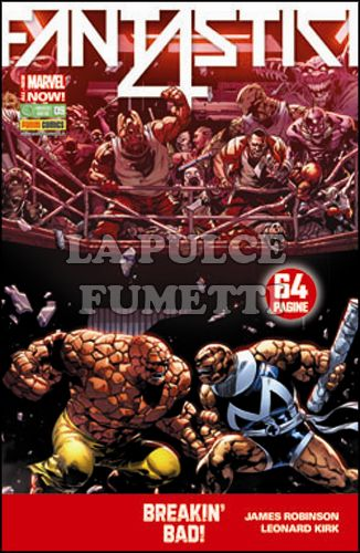 FANTASTICI QUATTRO #   369 - FANTASTICI QUATTRO 9 - ALL-NEW MARVEL NOW!