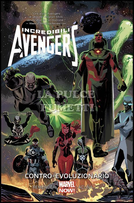 MARVEL COLLECTION - INCREDIBILI AVENGERS #     6: CONTRO-EVOLUZIONARIO