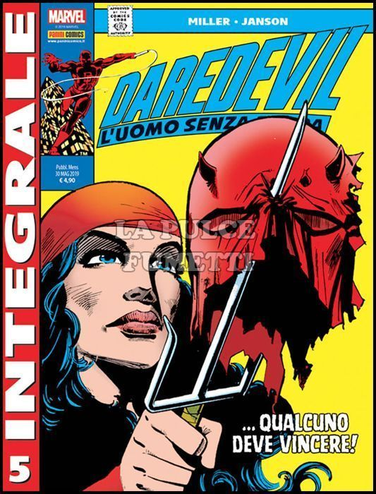 MARVEL INTEGRALE - DAREDEVIL #     5