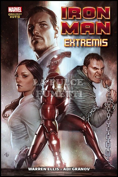 MARVEL GREATEST HITS - IRON MAN EXTREMIS