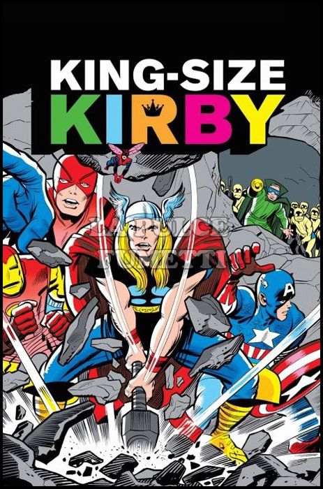 MARVEL - KING-SIZE KIRBY