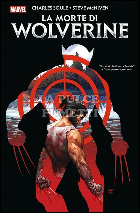 MARVEL COLLECTION - LA MORTE DI WOLVERINE - 1A RISTAMPA