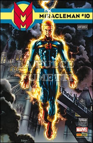 MARVEL COLLECTION #    38 - MIRACLEMAN 10 - COVER B
