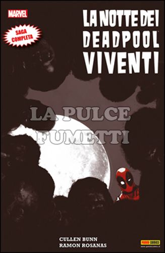 MARVEL ICON #    20 - LA NOTTE DEI DEADPOOL VIVENTI