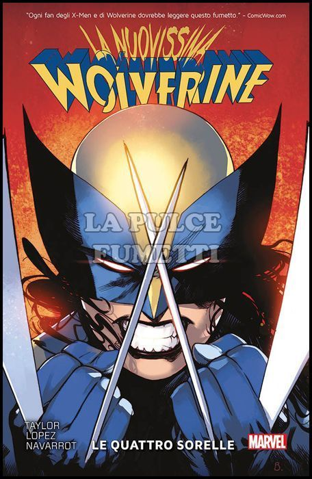 MARVEL COLLECTION - LA NUOVISSIMA WOLVERINE #     1: LE QUATTRO SORELLE