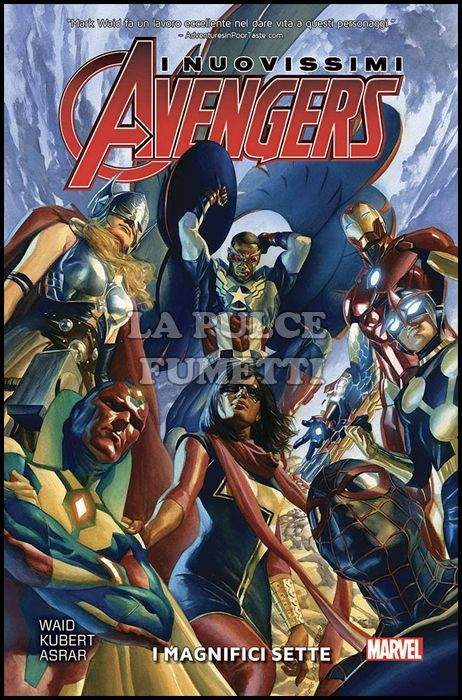 MARVEL COLLECTION - I NUOVISSIMI AVENGERS #     1: I MAGNIFICI SETTE