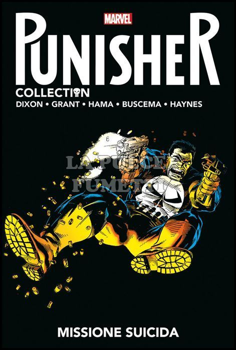 PUNISHER COLLECTION #     9 - MISSIONE SUICIDA
