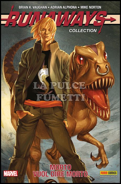 RUNAWAYS COLLECTION #     7: MORTO VUOL DIRE MORTO