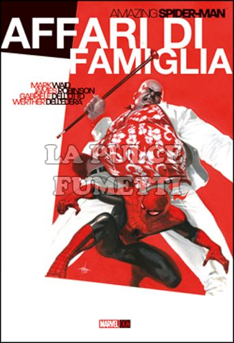 MARVEL ORIGINAL GRAPHIC NOVEL - AMAZING SPIDER-MAN: AFFARI DI FAMIGLIA