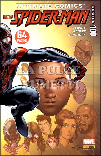 ULTIMATE COMICS SPIDER-MAN #    29 - ULTIMATE SPIDER-MAN 100