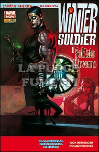 MARVEL TALES #    11 - WINTER SOLDIER: LA DURA MARCIA 2