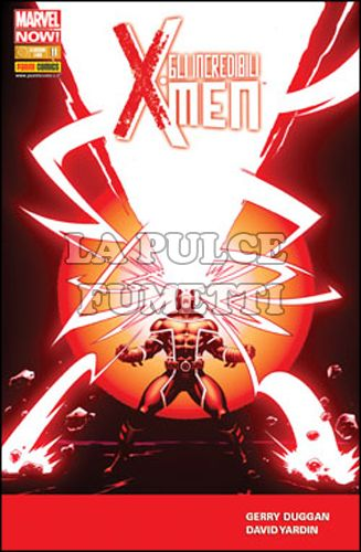 INCREDIBILI X-MEN #   289 - GLI INCREDIBILI X-MEN 11 - MARVEL NOW!