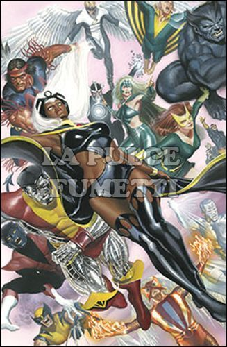 INCREDIBILI X-MEN #   300 - GLI INCREDIBILI X-MEN 22 - VARIANT FX - AXIS - ALL-NEW MARVEL NOW!