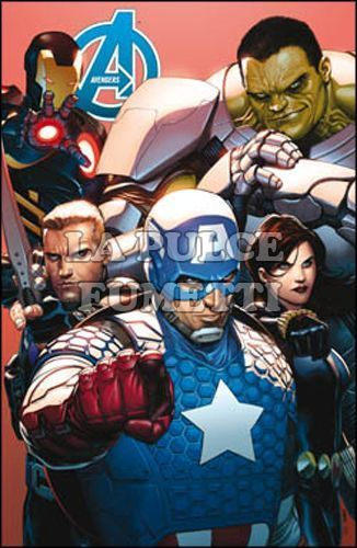 I VENDICATORI #    16 - AVENGERS 1 - VARIANT FX + T-SHIRT - MARVEL NOW!