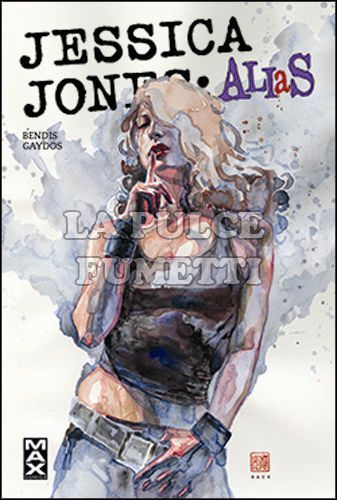 JESSICA JONES - ALIAS #     3