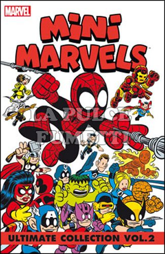 MINI MARVELS ULTIMATE COLLECTION #     2