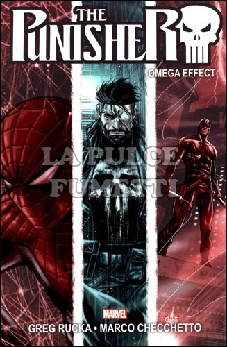 PUNISHER - RUCKA E CHECCHETTO #     2: OMEGA EFFECT