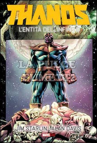 MARVEL ORIGINAL GRAPHIC NOVEL - THANOS 3: L'ENTITÀ DELL'INFINITO