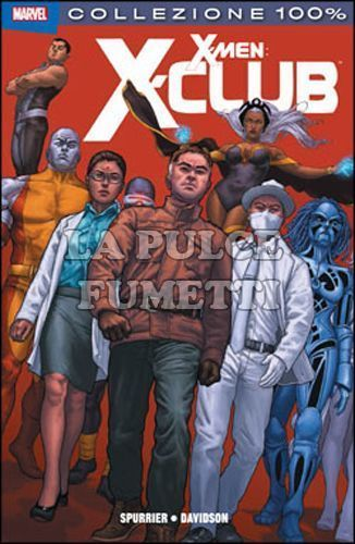 100% MARVEL - X-MEN: X-CLUB