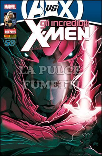 INCREDIBILI X-MEN #   273 - AVX - AVENGERS VS X-MEN