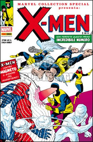 MARVEL COLLECTION SPECIAL #    10 - X-MEN 1 + COFANETTO