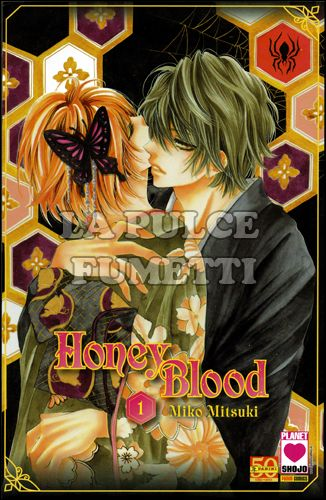 MILLE EMOZIONI #   102 - HONEY BLOOD 1